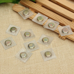 10 Pairs Stitchable Strong Magnetic Buttons