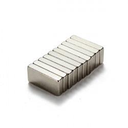 20stk Ny N35 Super Strong Block Kasse Magneter Rare Earth Neodymium