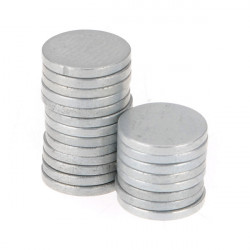 20st N35 8mmx1mm Tallriks Sällsynta Jord Neodymium Starka Magneter