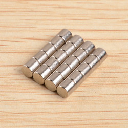 20pcs N40 D4X4mm Neodymium Magnets Rare Earth Strong Magnet