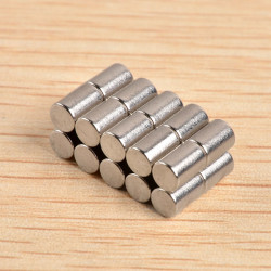 20stk N40 D4x6mm Neodym Magneten Rare Earth starken Magneten