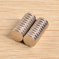 20stk N40 D8x2mm Neodym Magneter Rare Earth Stærk Magnet