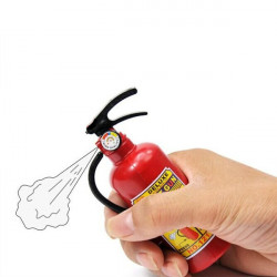2PCS Children Water Toys Fire Extinguisher Style Mini Spray Water Gun