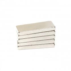 5st N52 25x10x3mm Neodymiummagneter Rare Earth Magnet