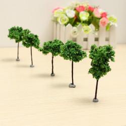 5stk Granatapfel Baum Blumen 9cm Modellbau Modellmaterial