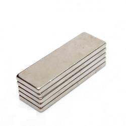 5stk Super Strong Cuboid Block Magnet Rare Earth N35 Neodymium