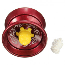 Alloy Professionelle Magic YoYo Ball Bearing String Trick Kinder Spielzeug