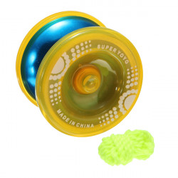 Aluminum Professional YoYo Ball Bearing String Trick Kids Adult Toy