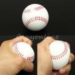 Baseball Stress Avslappning Squeeze Avluftning Skum Boll Coola Prylar