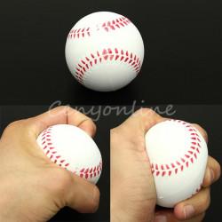 Baseball Stress Avslappning Squeeze Avluftning Skum Boll