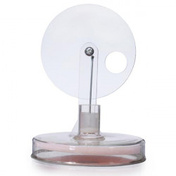 Smukke Lav Temperatur Stirling Engine Glas Wheel