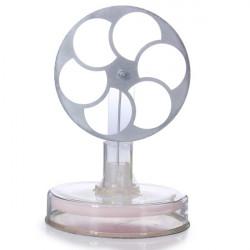 Vackra Låg Temperatur Stirling Engine Rund Hole Hjul