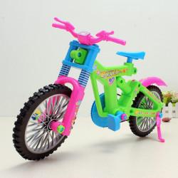 Big Size DIY zerlegen Fahrrad zufällige Farbe pädagogisches Spielzeug