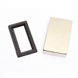 Big Super Block Cuboid Magneter 47x28x9mm Rare Earth Neodym N50