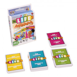 Brettspiel Das Leben Adventures Kartenspiel Puzzle Party Game