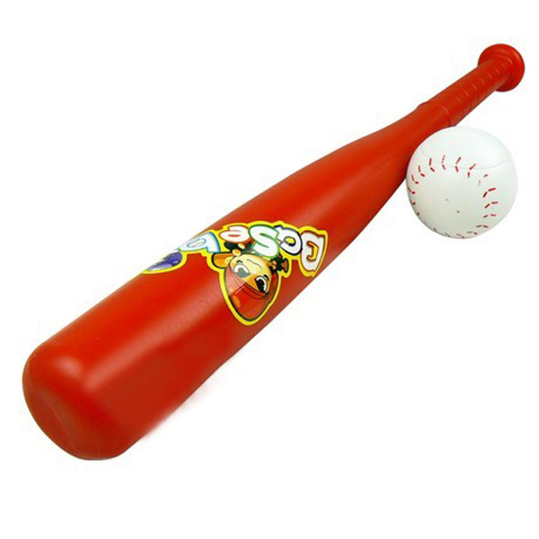 Childred Outdoor Toy Plastic Baseball Toy Fitness Sport Toy Game & Scenery Toy