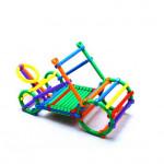 Children Educational Building Blocks Stick Assembled Plastic Toy Educational Toys