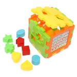 Bunte Intelligenz Box Spielzeug Lern großen Form Sortierung Lernspiele