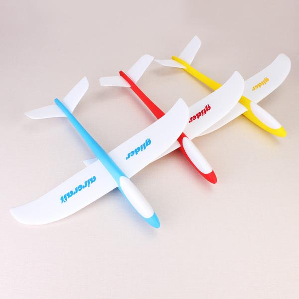DIY Roliga Lätt Skum Flygplan Handkast Glider Modell Plane Spel & Lek