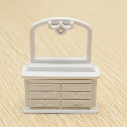 Dresser Model Plastic Construction Sand Table Model Material