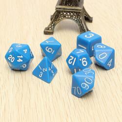Dungeons Og Dragons Spil D4 D6 D8 D10 D12 D20 Terninger Game Terninger Set