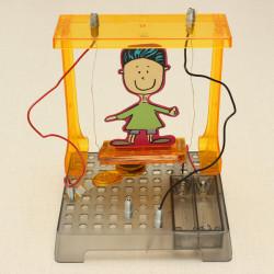 Eastcolight DIY Elektromagnetiska Lekplats Science Pedagogiska Leksaker