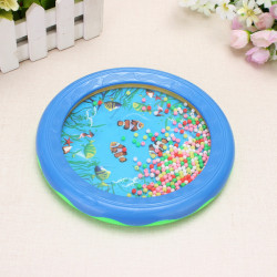 Educational Toys Sea Drum Ocean Wave Drum Gentle Sea Sound Toys