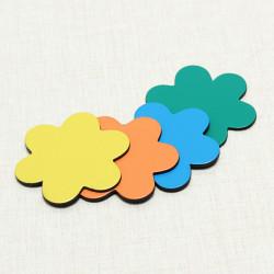 Blütenform Kühlschrankmagnet Wissenschaft & Entdeckung Spielzeug