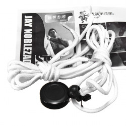 Fully Automatic Self Tying Shoelace Street Magic Trick