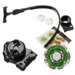 Fusion METAL Gyro Masters BB106 Fang Leone Game & Scenery Toy