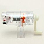 Hand Generator Experimentell Elektronisk Science & Discovery Leksaker Pedagogiska Leksaker
