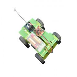 High Speed fjärrkontroll Bil DIY Fysisk Modell Creative Leksaker