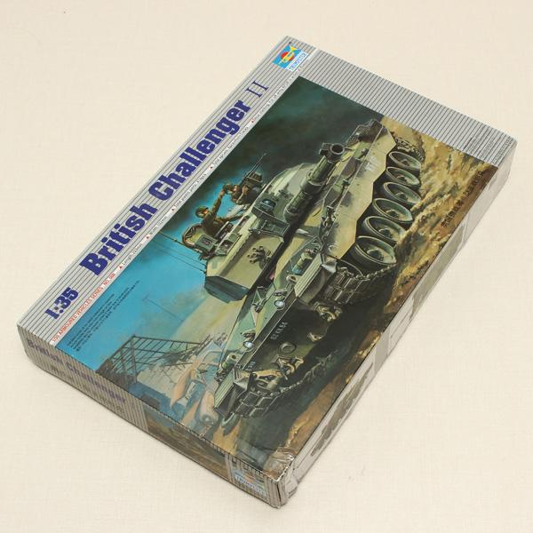 Hobbyboss Trumpeter britischen Challenger ⅡTank 1/35 Versammlung Militär Spielzeugmodell & Modellbausätze