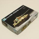 Hobbyboss Trumpeter Tyska SD.KFZ.182 King Tiger Henschel Torn Pansarvagn 1/72 Modellbyggsatser