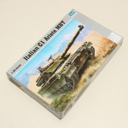 Hobbyboss Trumpeter Italian C1 Ariete MBT 1/35 Scale Military Model Tank