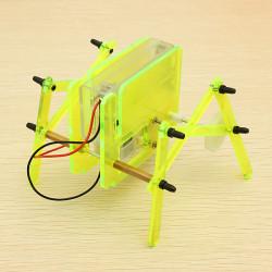 Jin DIY Roboter Insekten Modell Neuheit Geschenk Technologie Spielzeuge