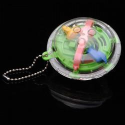 Magical Intellect Ball 30 Steps 7cm Dia x 5cm Puzzle Random Color