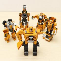 Metall Truck Hercules LKW  Transformers Spielzeug