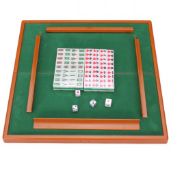 Mini Mahjong Spil Chinese Traditional Spil Gathering Party Spil
