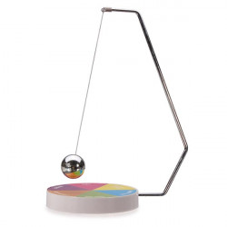 Novel Toy Decision Maker Ball Desk Decoration Newton Ball