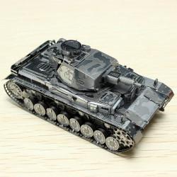 PIECECOOL IV Tank DIY 3D Laser Cut Models Puzzle