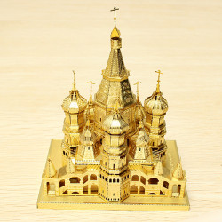Piececool Saint Basil's Cathedral DIY 3D Laser Cut Models Puzzle