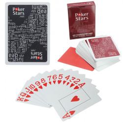 Plast Poker Spillekort Forseglet Standard Kasino Regular Size