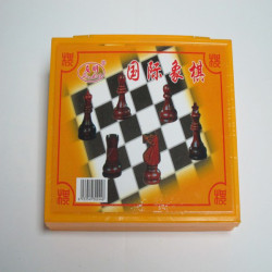 Portable Chess Intelligence Educational Children Toys