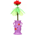 Remote Control Toy Flying Rose Flying Flower Novel Gift Game & Scenery Toy