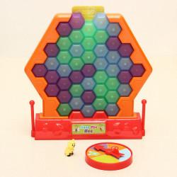 Sparen Sie Bienen Block Board Familienspiel Kinder Lernspielzeug