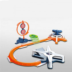 Spinning Jumping Top Orbit Top Plate Gyro Plate Multplayer Game