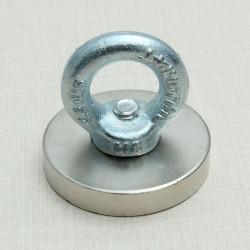 Stærk Disc Runde Sjældne Jordarters Permanent Nd-Fe-B Neodym Magneter