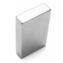 Strong Rare Earth Neodymium Block Magnet 46mm x 30mm x 10mm N35