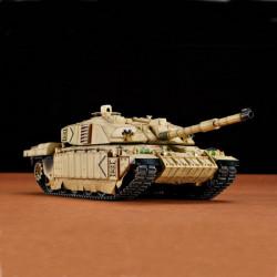 Trumpeter Modell Pansarvagn British Challenger 2 MBT (OP. Telic) Irak 2003